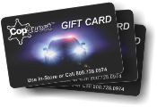 Gift cards available in our Showroom
