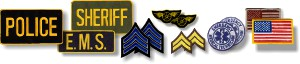 Click for embroidered uniform insignia