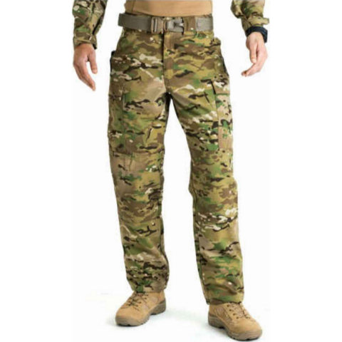 5.11 MultiCam TDU Pants, Men's Larger Sizes