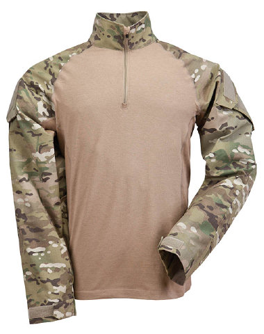 5.11 MultiCam TDU Rapid Assault Shirt, Men's 3X-Large