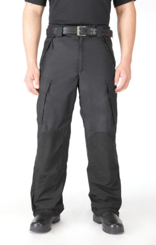 5.11 Patrol Rain Pants, Men's Larger Sizes - Black