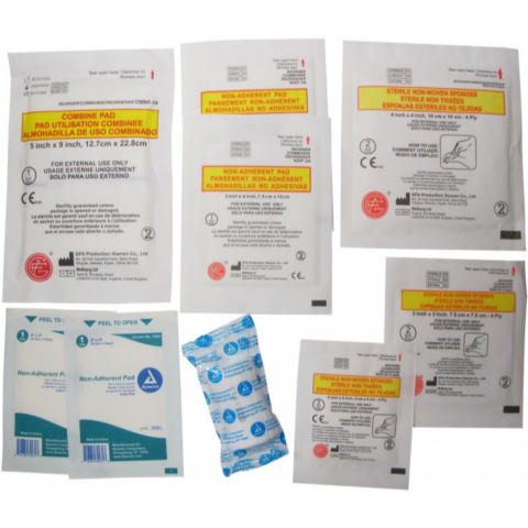 Adventure Medical Kits Refill - Dressings & Bandages