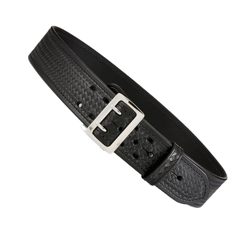 Aker B01 Sam Browne Belt - Leather Lined