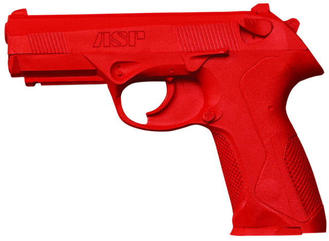 ASP Red Gun Handgun Training Replicas - Beretta PX4 Storm