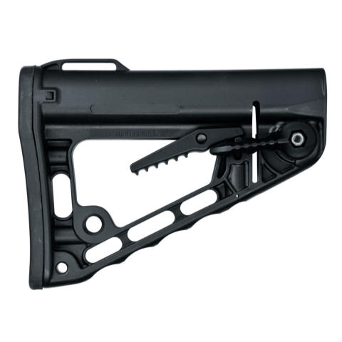 B-Square SS-M4 Rogers Super-Stoc Collapsible Gun Stock - Black