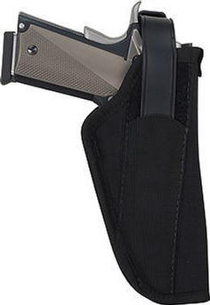 BlackHawk Nylon Hip Holster with Thumb Break