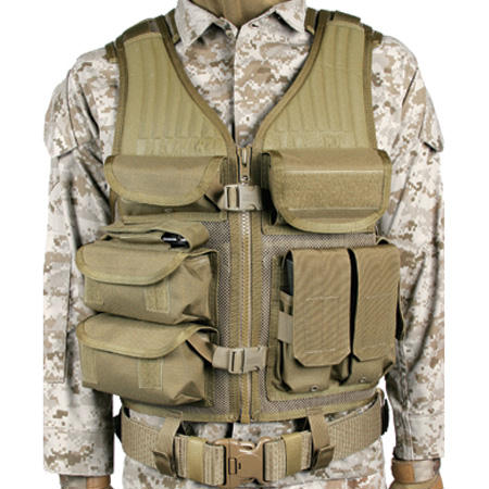 BlackHawk Omega Elite Tactical Vest - EOD