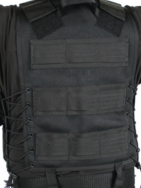 BlackHawk Omega Phalanx Homeland Security Vest - Black
