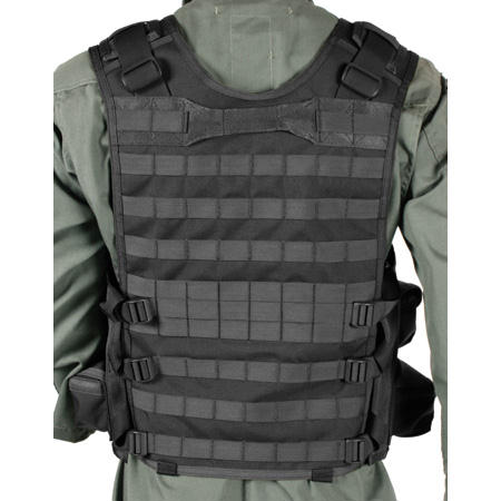 BlackHawk Omega Tactical Vest Medic/Utility - Black