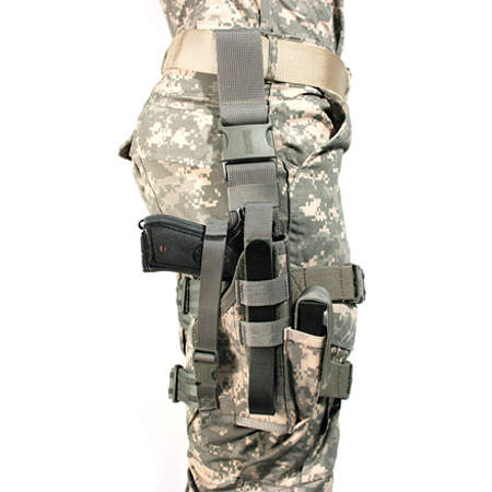 BlackHawk Omega VI Elite Drop Leg Holster - ARPAT