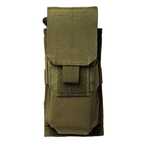 BlackHawk S.T.R.I.K.E. M4/M16 Single Mag Pouch (Holds 2 Mags)