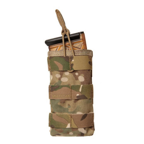 BlackHawk S.T.R.I.K.E. M4/M16 Single Mag Pouch (Holds 2 Mags) - MultiCam