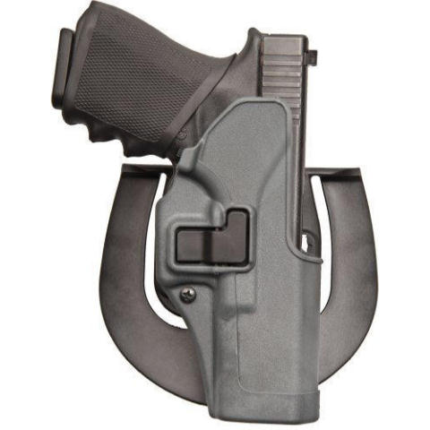 BlackHawk Serpa Level 2 Sportster Holster - Gunmetal Grey