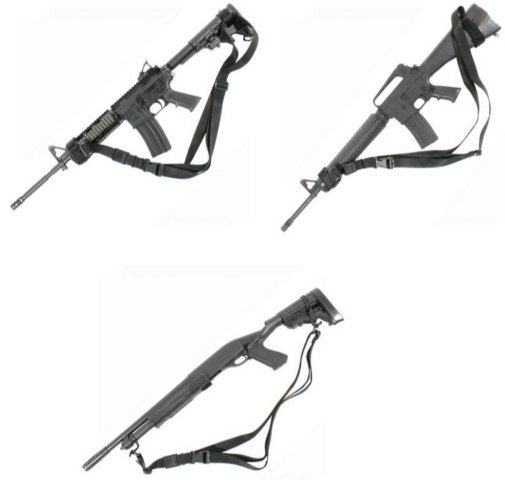 BlackHawk Universal SWIFT Sling (3-PT)