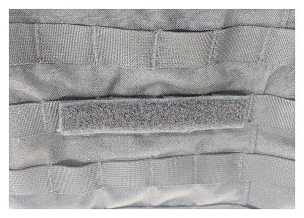 Del Molle Panel for Name Tapes - 1 inch x 5.25 inches