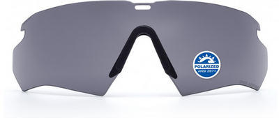 ESS Crossbow Polar ONE Polarized Replacement Lens - 2.4mm interchangeable lens & nosepiece