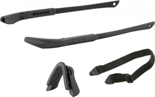 ESS ICE NARO Frame and Nose Piece Kit - Black