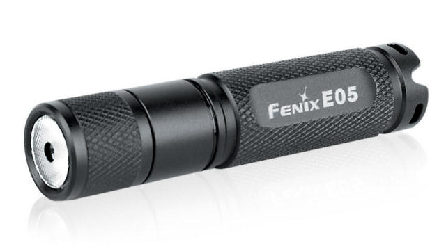Fenix E05 LED Flashlight - 85 Lumens