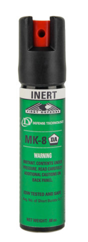 First Defense MK-8 Inert Training Unit - 5189 Stream - .68 oz. - Single Unit
