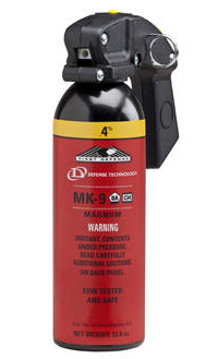 First Defense MK-9 Canister - .4 MC - 12.0 oz.