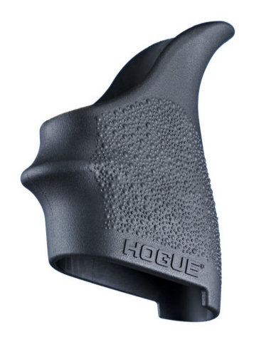 Hogue HandALL Hybrid Beavertail Grips - Glock 42/43
