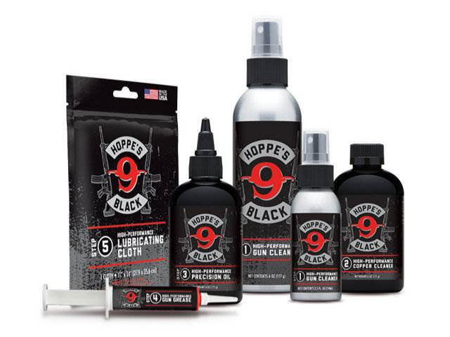 Hoppe's Black Lubricating Cloth