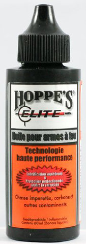 Hoppe's Elite Gun Oil - 2oz. Squeeze Bottle