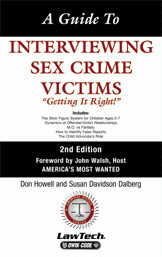 Interviewing Sex Crime Victims