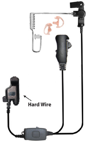 Jaguar Two-Wire Microphone - Hardwired