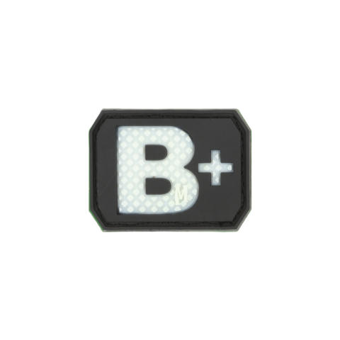 Maxpedition B+ POS Blood Type PVC Patch