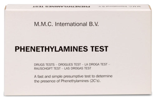 MMC America Test Kits - Phenethylamines - 10 Ampoules per box