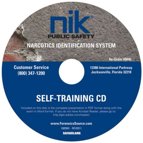 NIK Self-Training CD