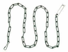 Peerless Security Chain Model PSC60 - Nickel Finish