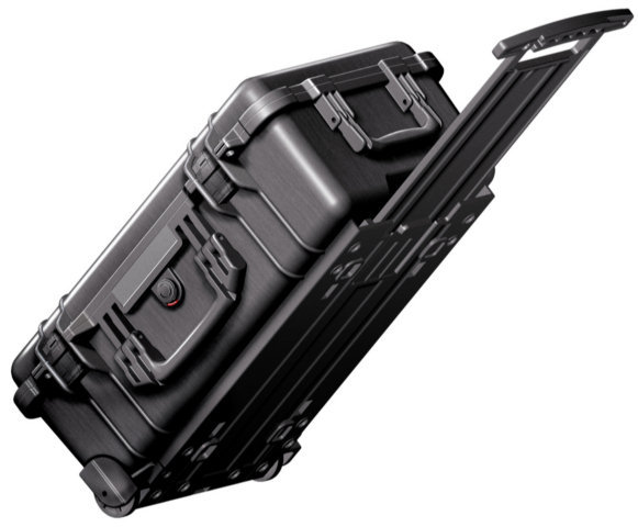 Pelican 1510 Carry On Roller Case