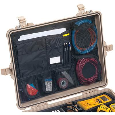 Pelican 1610 Large Case Accessories
