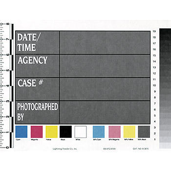 Photo Identifier Card