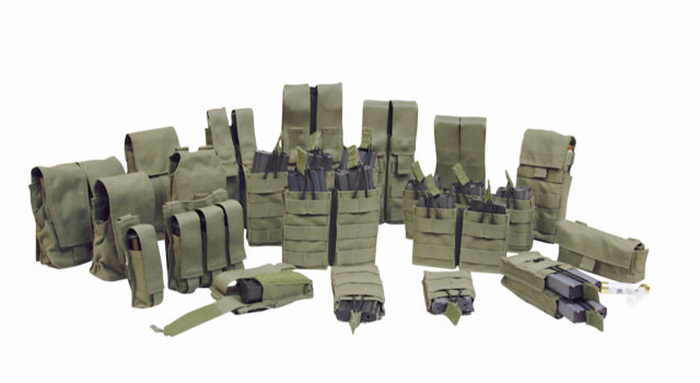 ProTech LT-TP4 Double Stacked M4 Mag Pouch