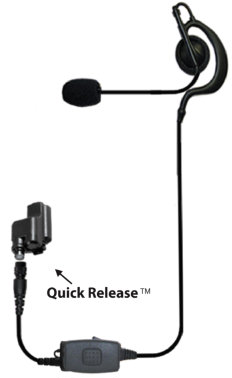Python Boom Microphone - Quick Release