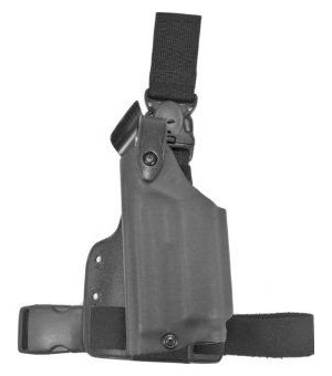 Safariland 6005 Tactical Holster - Single Leg Strap - Tac Light