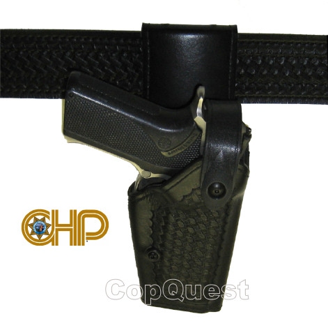 Safariland 6285 Level II Low-Ride CHP Duty Holster