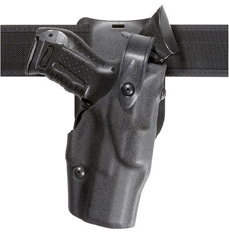 Safariland 6365 ALS Level III Low-Ride Duty Holster - Tac Light