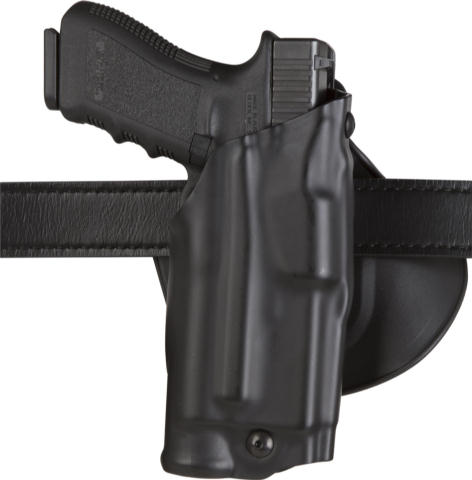 Safariland 6378 ALS Paddle/Belt Loop Concealment Holster - Tac Light