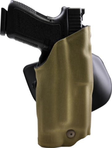 Safariland 6378USN ALS Low Signature Holster w/Tac Light
