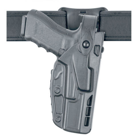 Safariland 7TS 7285 SLS Level II Low-Ride Duty Holster