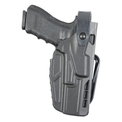Safariland 7TS 7287 SLS Belt Slide Concealment Holster - Tac Light
