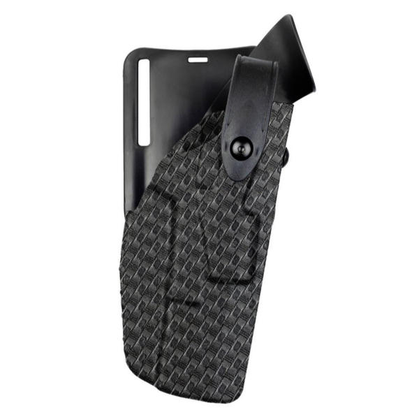 Safariland 7TS 7365 ALS/SLS Level III Low-Ride Duty Holster - Basketweave