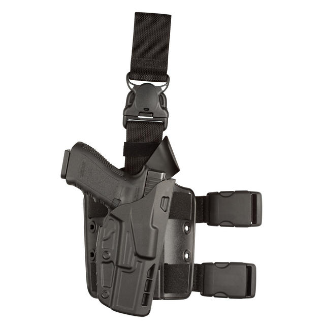 Safariland 7TS 7385 ALS Tactical Holster - Tac Light