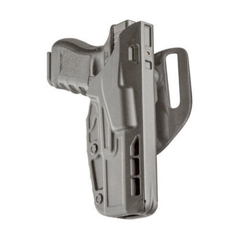 Safariland 7TS 7390 ALS Level I Mid-Ride Duty Holster - Tac Light