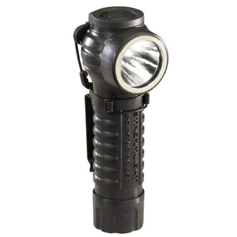 Streamlight PolyTac 90 LED Flashlight - Black