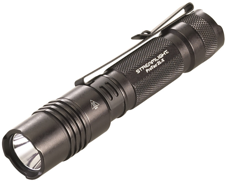 Streamlight ProTac 2L-X Dual Fuel LED Light